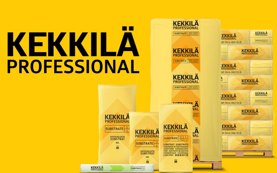 Kekkilä supstrati – novost u ponudi Colić Trade